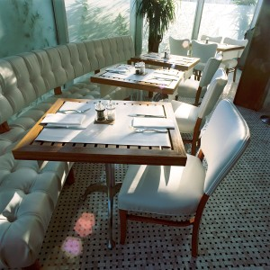 Tables Banquette