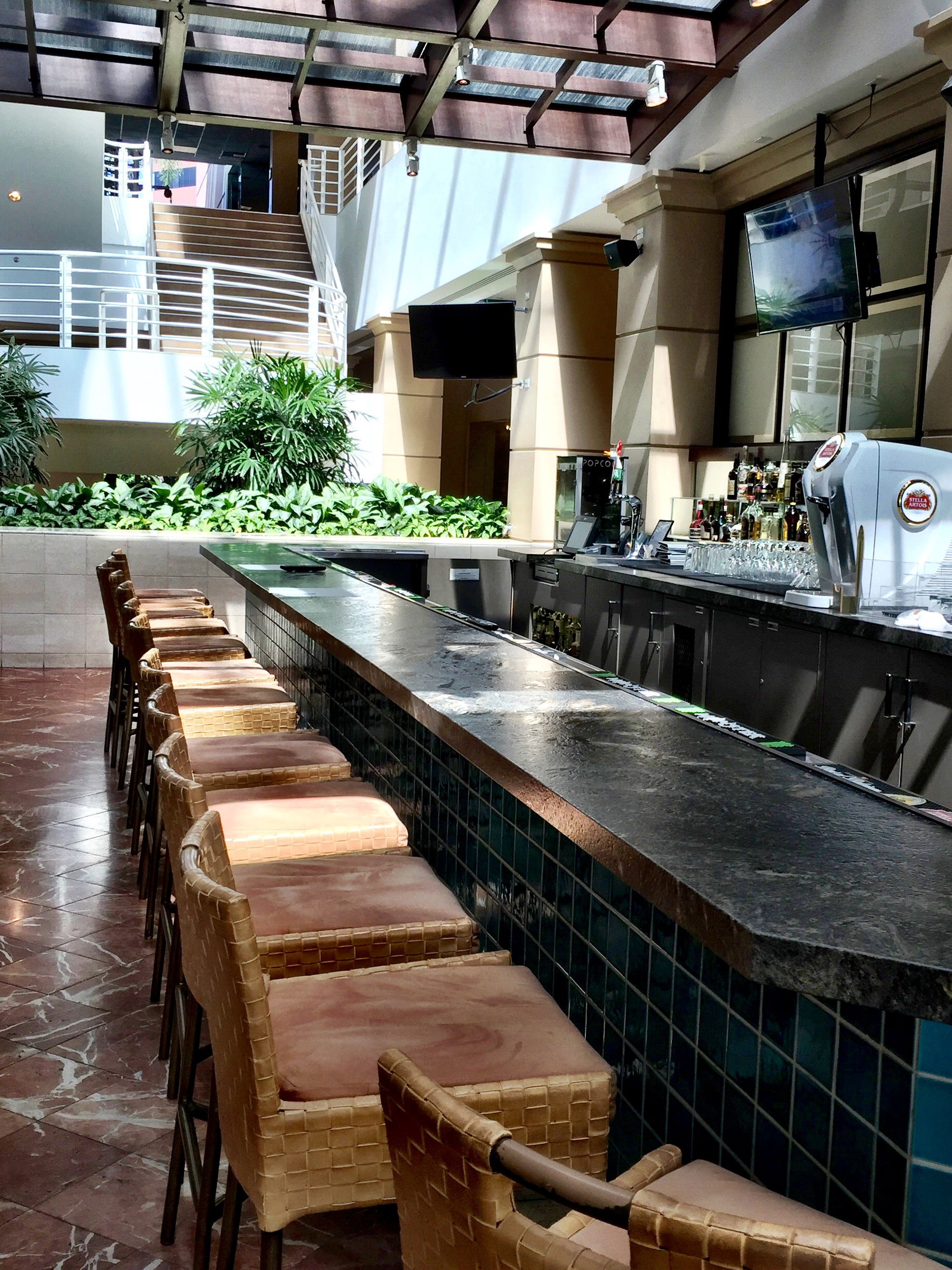 Equinox Beverly Hills Cafe